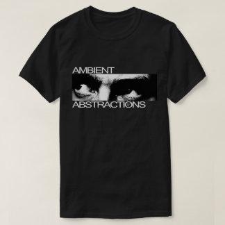 Camisa ambiental do Paranoid das abstracções