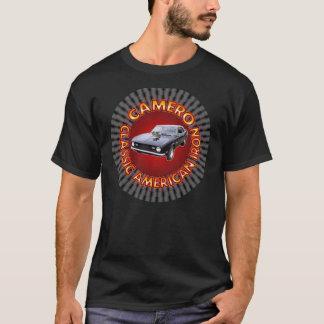 Camisa americana clássica do ferro de Camero