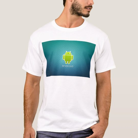 Camisa Android & Tux