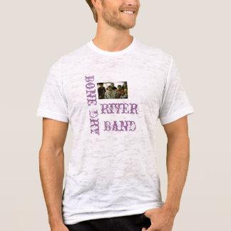 Camisa árida do rio