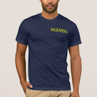 Camisa asiática da invasão T