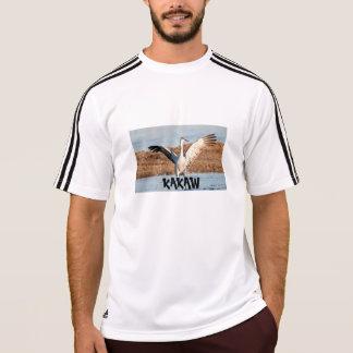 Camisa atlética da personalização KAKAW