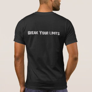 Camisa atlética extrema da gravidade T da matança Camisetas