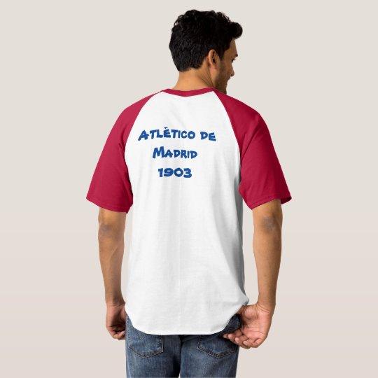 Camisa Atlético de Madrid Don Luis
