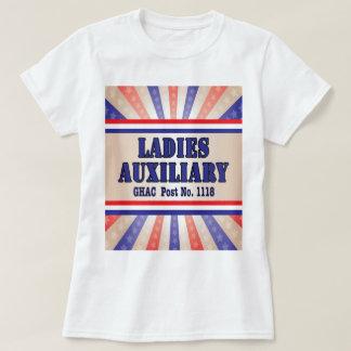 Camisa auxiliar das senhoras T
