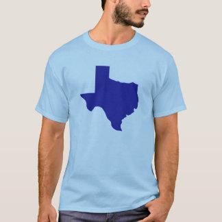 Camisa azul de Texas