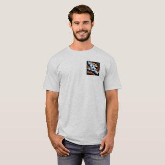 Camisa básica do logotipo do clã