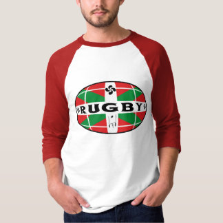 Camisa Basque do rugby