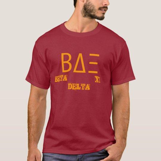 Camisa BETA DELTA XI