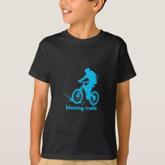 Camisa biking da especialidade da montanha