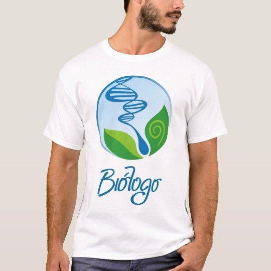 Camisa Biólogo