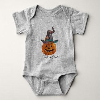 Camisa bonito da bruxa | da abóbora do Dia das