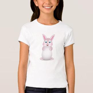 Camisa bonito do coelhinho da Páscoa