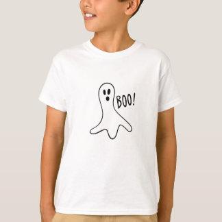 Camisa bonito do Dia das Bruxas do fantasma do Dia