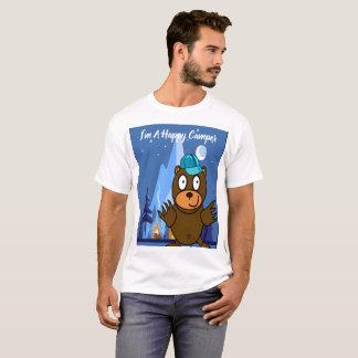 Camisa bonito do urso de Cornelius Corntooter