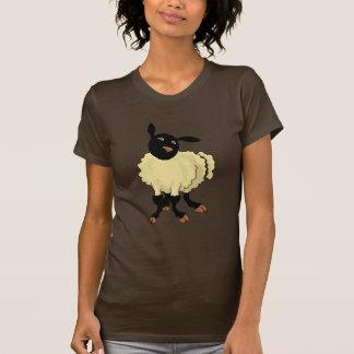 Camisa bonito dos carneiros tshirt