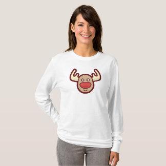 Camisa bonito e simples da luva da rena | de