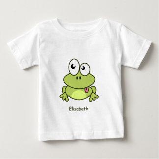 Camisa bonito engraçada do bebê do nome dos