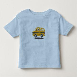 Camisa Bouncy do auto escolar T-shirt