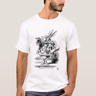 Camisa branca do coelho