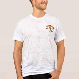 """Camisa Burnout da Troça A Cabeça do """"Pistão"""""""