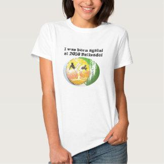 Camisa Capoeira Batizado renascido! T-shirt
