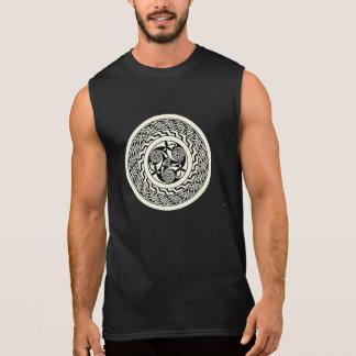 Camisa celta antiga do teste padrão