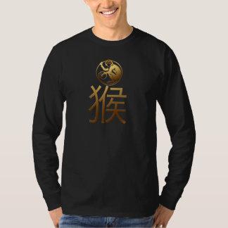 Camisa chinesa dos homens da astrologia do zodíaco