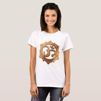 Camisa cinzelada madeira de Lotus OM
