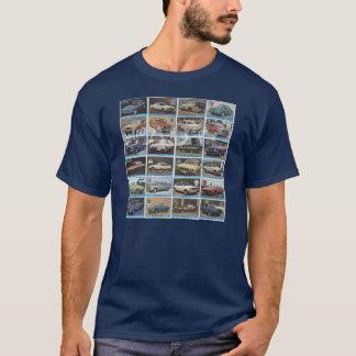 Camisa clássica do carro T
