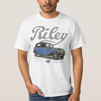 Camisa clássica do carro T de Riley