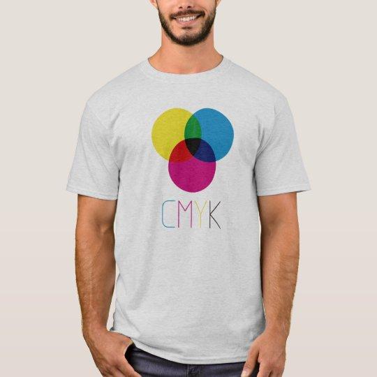 Camisa CMYK!