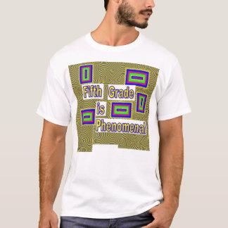 Camisa com design quinto grau SHFG1.1