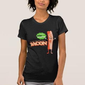 Camisa comemorativa do bacon