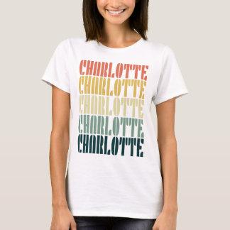 Camisa conhecida de Charlotte