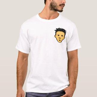 camisa coreana do Beefcake da Steve-cara