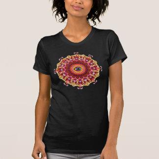 Camisa cósmica da mandala do olho tshirt