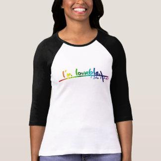 Camisa cristã do orgulho do arco-íris LGBTQ