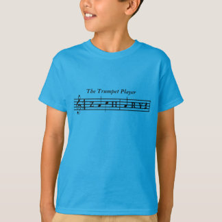 Camisa customizável da música