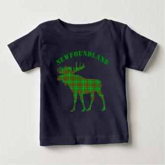 Camisa customizável dos alces de Terra Nova