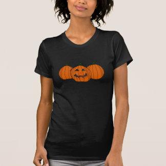 Camisa da abóbora do Dia das Bruxas -