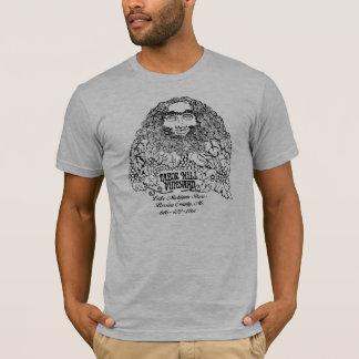 Camisa da adega do monte de Tabor do vintage