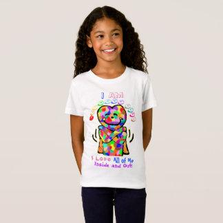 Camisa da alma do arco-íris