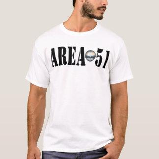 Camisa da ÁREA 51