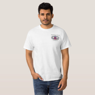 Camisa da área J T de Ft. Bragg