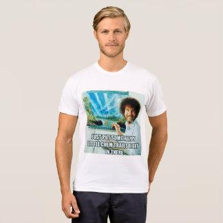 Camisa da arte de Chemtrails