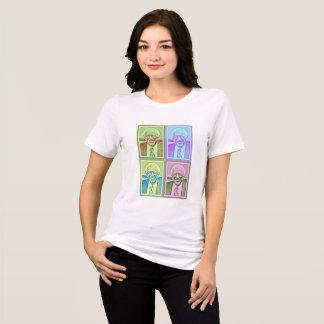 Camisa da arte de Digitas do apoio das máquinas de