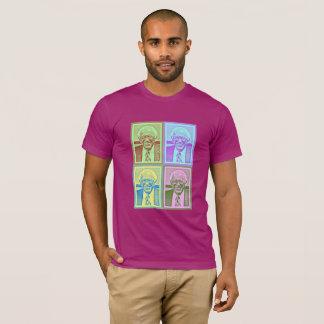 Camisa da arte LGBT de Digitas do apoio das