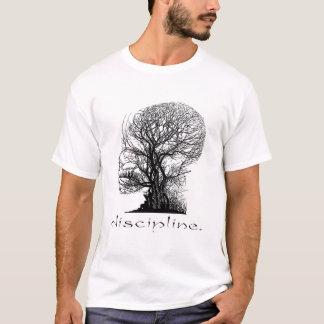 Camisa da árvore da disciplina