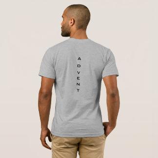 Camisa da ascensão do advento